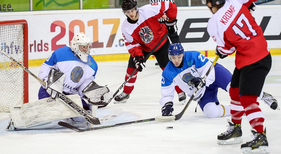 ЧМ по хоккею U20: Казахстан в статистической «группе смерти» , Спорт, Хоккей