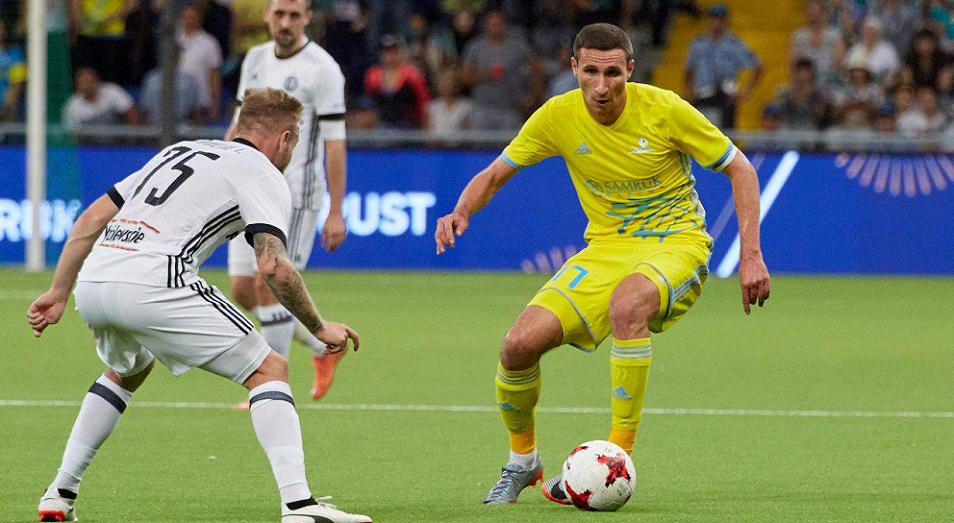 Дмитрий Шомко: «Наша цель – группа Лиги чемпионов»