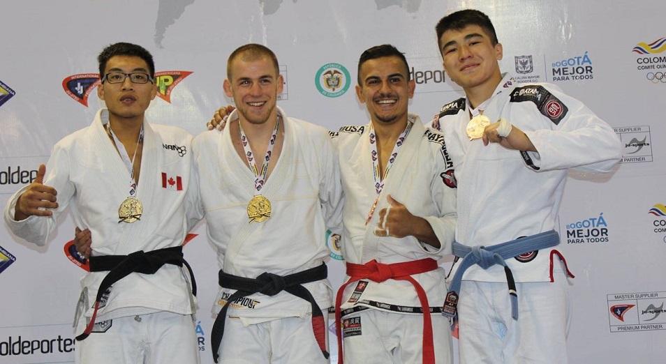 Дархан Нортаев: «Чувствую себя чемпионом»