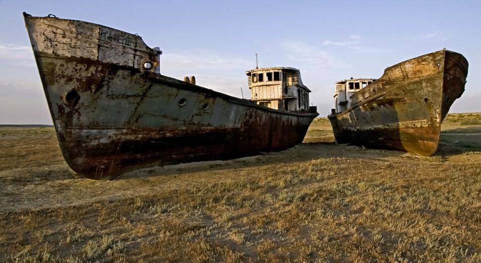 Аральскому морю прописали рецепт выживания, Арал, Аральское море, экология, Саммит, МФСА, Нурсултан Назарбаев