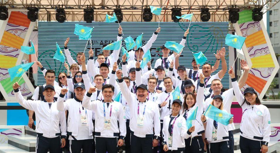Итоги Азиады в Джакарте: по олимпийским видам спорта Казахстан вошёл в четвёрку