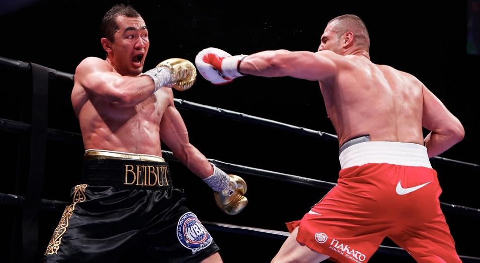 Шуменов вернулся на ринг с нокаутом