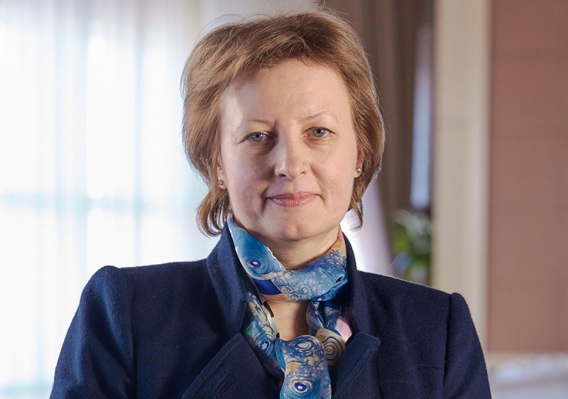 Елена Бахмутова возглавила АФК, покинув пост председателя правления НАО «Фонд социального медицинского страхования»
