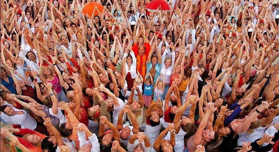 Казахстанцы празднуют юбилей столицы , Казахстанцы , Астана, Назарбаев, президент