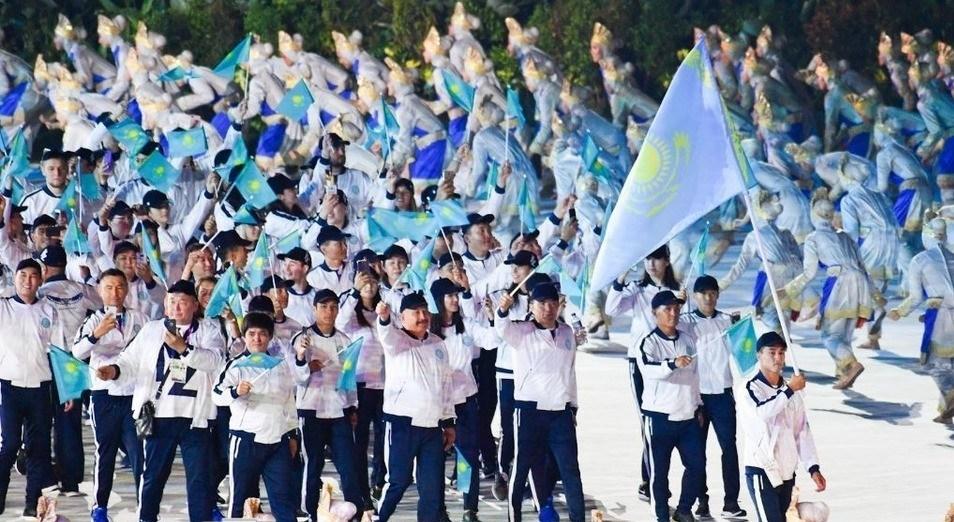Азиада-2018: Казахстан завершил первый медальный день на пятом месте