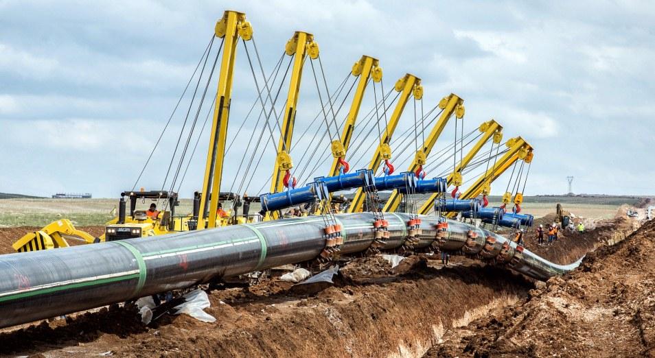 Казахстан благословил турецкий газопровод в Европу