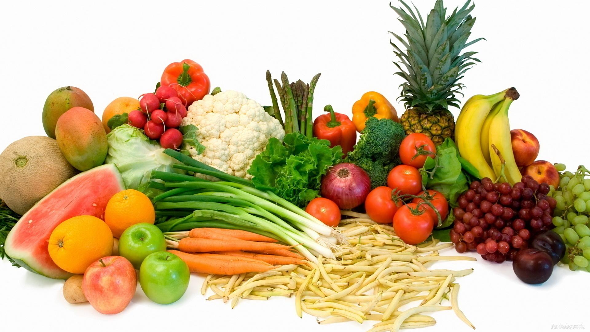 В Казахстане подешевели овощи и некоторые фрукты