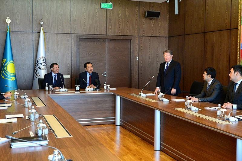 Ахметжан Есимов назначен главой правления фонда «Самрук-Казына»