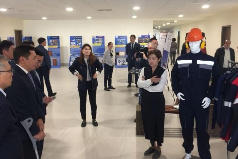 Форум отечественных товаропроизводителей проходит в Астане, Форум отечественных товаропроизводителей, Астана