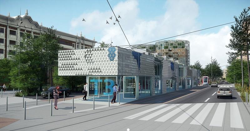 Первую линию ЛРТ в Астане планируют завершить к 2020 году, Первая линия, ЛРТ, Астана
