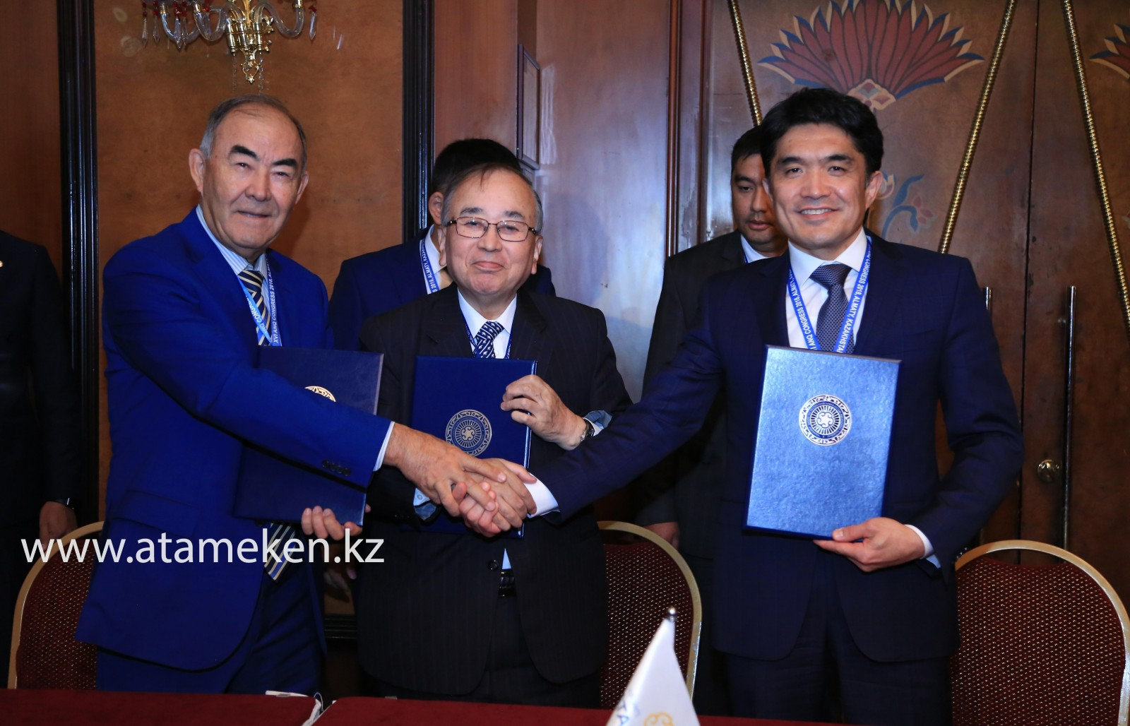 НПП РК «Атамекен» подписала соглашение о сотрудничестве с Азиатской сетью качества , НПП РК «Атамекен», соглашение, сотрудничество, Азиатская Сеть Качества