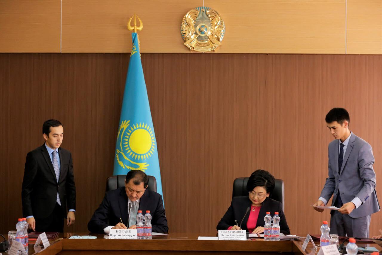 Жилстройсбербанк поможет обеспечить жильём 300 работников здравоохранения Атырауской области