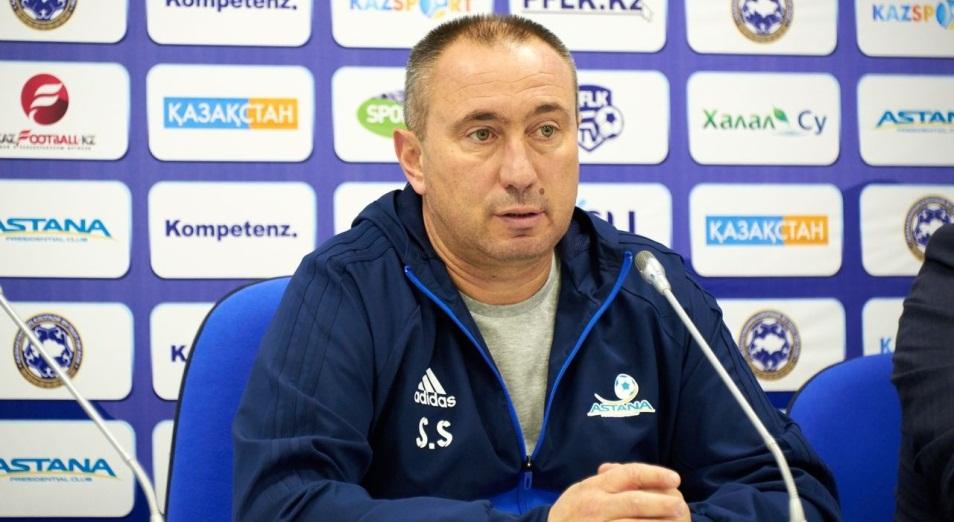 Станимир Стойлов: «В Лиге наций будем бороться за первое место в группе»
