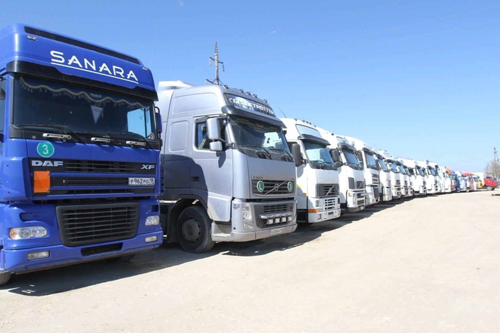 Между РФ и Казахстаном запустили авто с навигационными пломбами, РФ, Авто, Навигация, Пломба