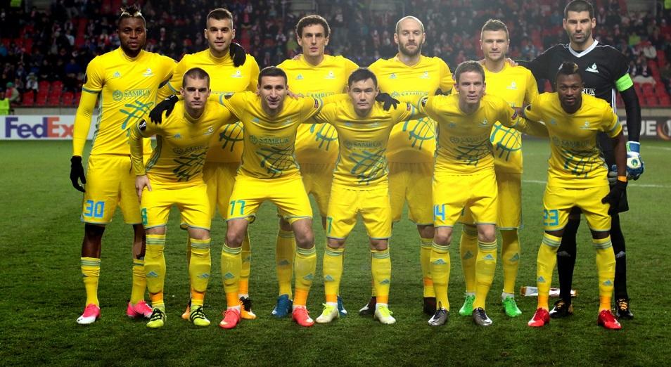 «Самрук» пообещал рассчитаться с ФК «Астана»
