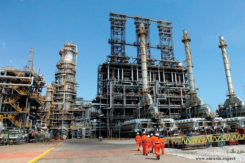 Павлодарский нефтехимический завод заработал после ремонта