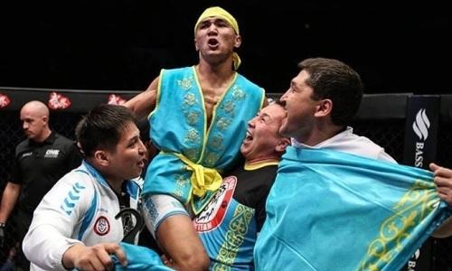 Кайрат Ахметов одержал первую победу в 2018 году, Кайрат Ахметов, Бокс, Победа