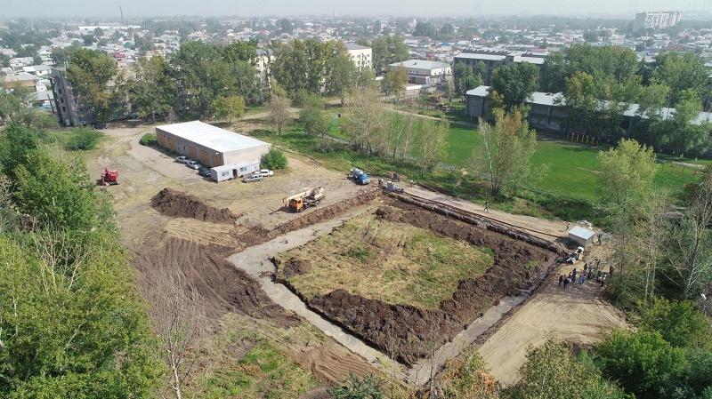 Водоема-накопитель грунтовых вод построят в Павлодаре