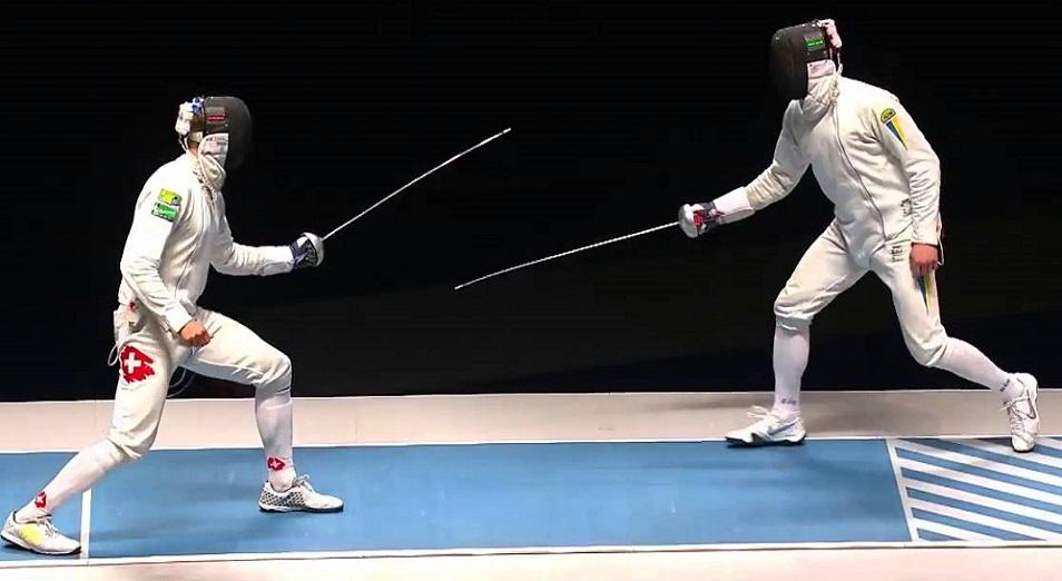 ЧА по фехтованию в Бангкоке: мужское золото ушло от Казахстана в Китай , Спорт