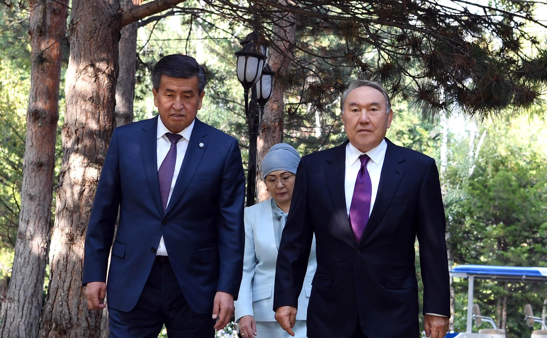 Лидеры Киргизии, Казахстана, Турции и Азербайджана на саммите ССТГ в понедельник обсудят региональное сотрудничество