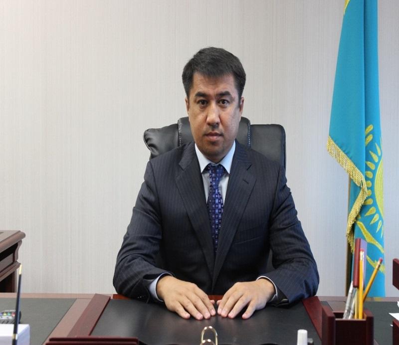 Председателем комитета казначейства Минфина РК назначен Азамат Ахметов