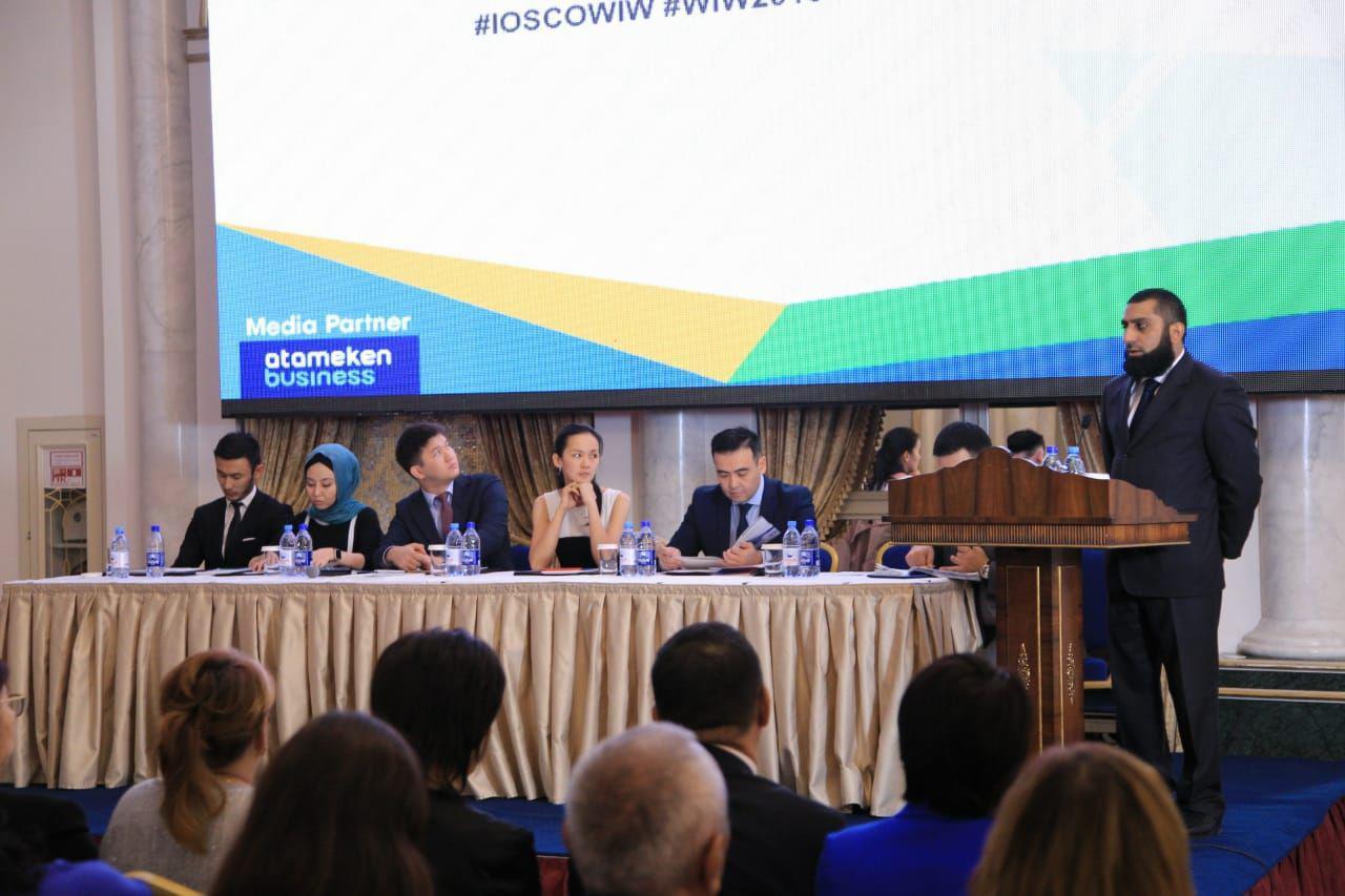 Шымкентским предпринимателям рассказали о возможностях МФЦА