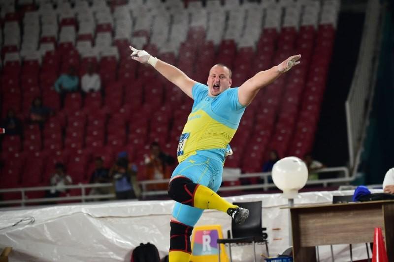 Легкоатлет Иван Иванов завоевал «бронзу» на Азиаде-2018