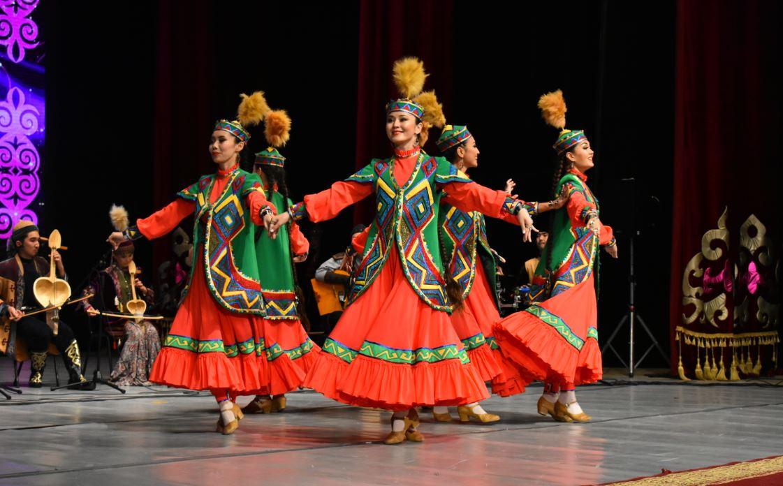 Дни Астаны проходят в Алматинской области , Дни Астаны, Алматинская область, Талдыкорган, Культура
