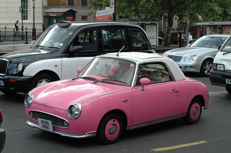 В Лондоне хотят запретить автомобили с двигателем внутреннего сгорания