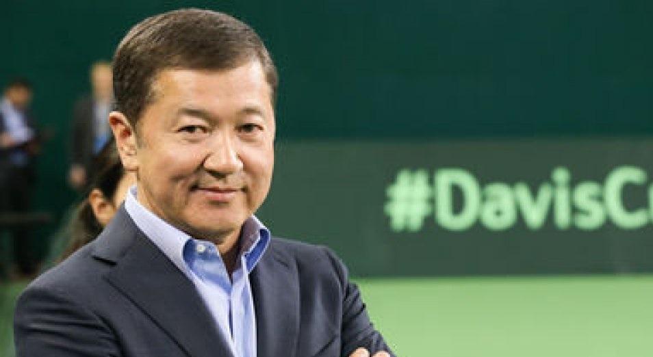 Утемуратов: «Я вложил в развитие казахстанского тенниса более 60 миллионов долларов»