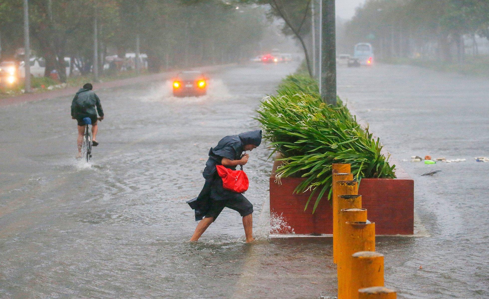 Число погибших в результате тайфуна на Филиппинах приблизилось к 60, Жертвы, Тайфун, Филиппины