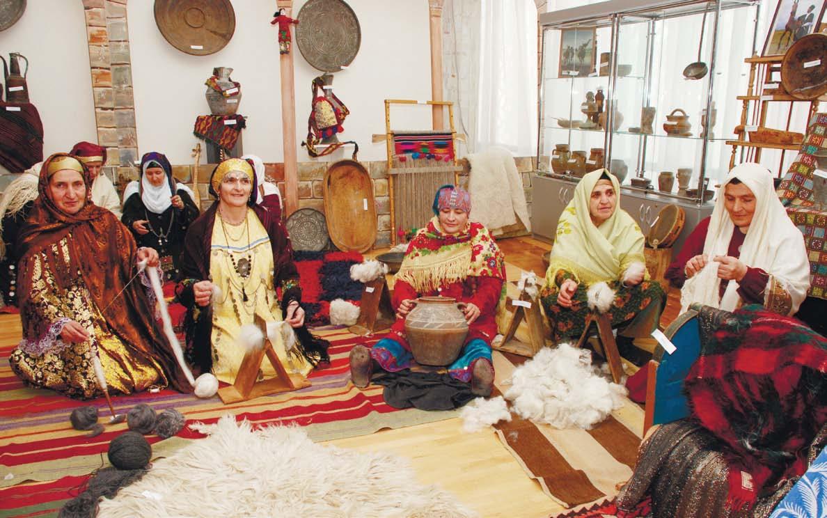 В Атырау прошла встреча представителей этнокультурных объединений