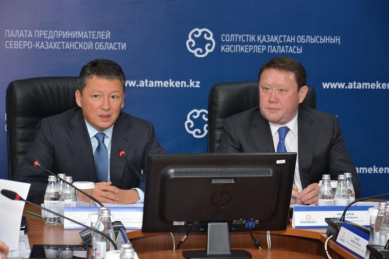Тимур Кулибаев: «Рейтинг вузов, проводимый «Атамекеном», позволит актуализировать образование»