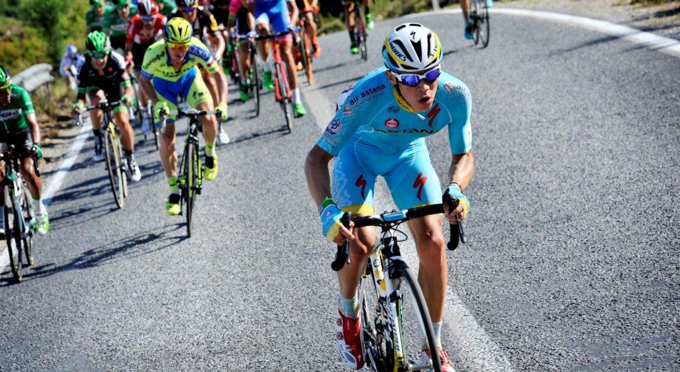 Лопес – в 30 секундах от призовой тройки «Джиро» , Спорт, Astana Pro Team