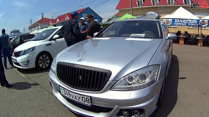 В Алматы в выходные дни на авторынке «Барыс» работает выездной «автоцон»