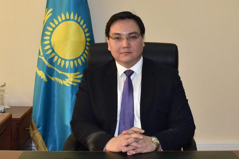 Назначен вице-министр оборонной и аэрокосмической промышленности РК