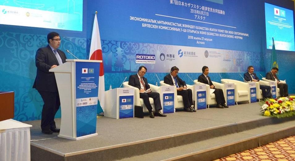 Жапондар қазақтың жылқысын жегісі келеді, Қазақстан-Жапония, бизнес форум, жылқы еті, экспорт , тауар айналымы, «Kazakh Export»