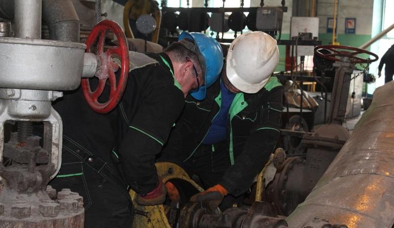 На Усть-Каменогорской ТЭЦ энергетики намерены отремонтировать котлоагрегаты и турбоагрегаты