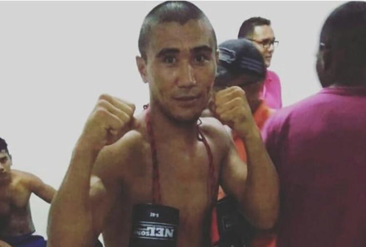 Аслан Муканов нокаутировал соперника в Колумбии