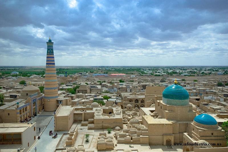 В Астане планируется строительство торгового комплекса «Узбекистан»