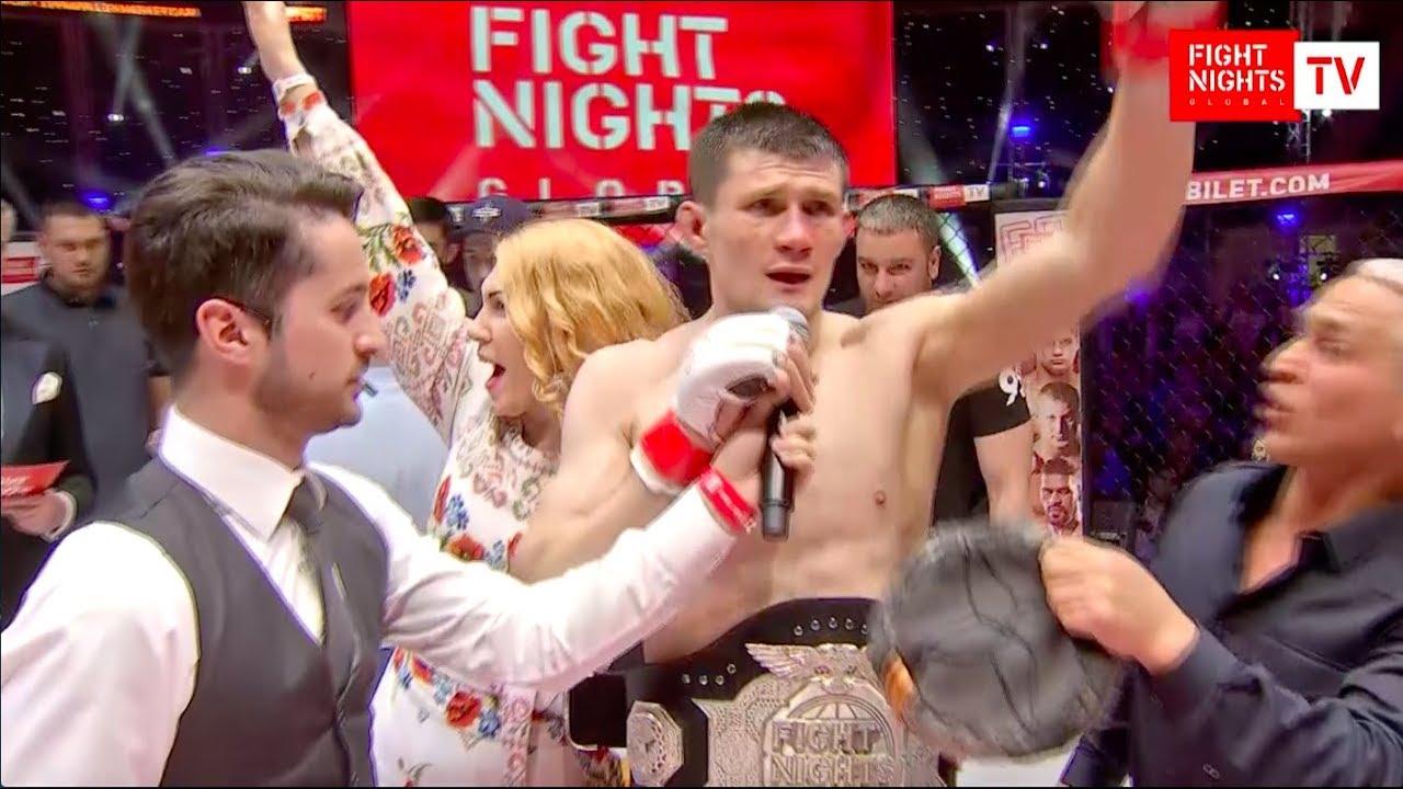 Казахский боец вошел в ТОП-10 P4P-рейтинга Fight Nights