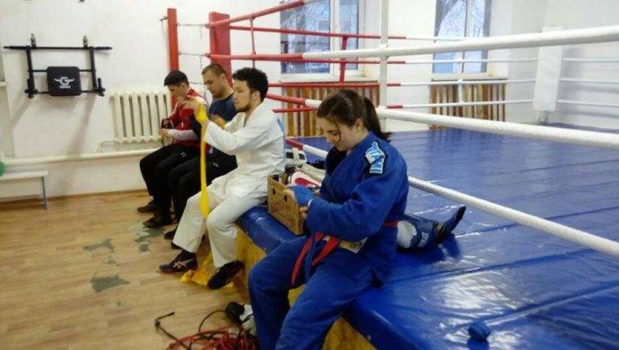 Казахстанка стала чемпионкой мира по рукопашному бою, Зарина Канафина, Чемпионкой мира, Рукопашный бой