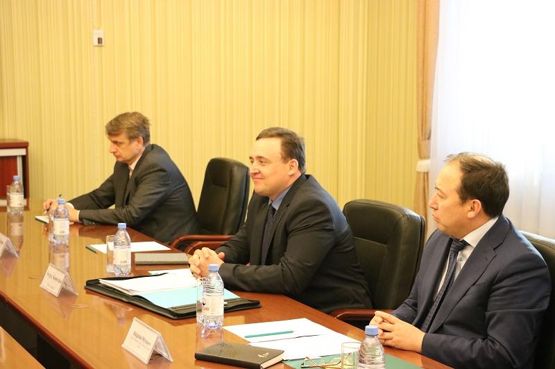 Вице-президент ЕП считает Казахстан надежным партнером ЕС, вице-президент, Европейский парламент, Партнер, ЕС