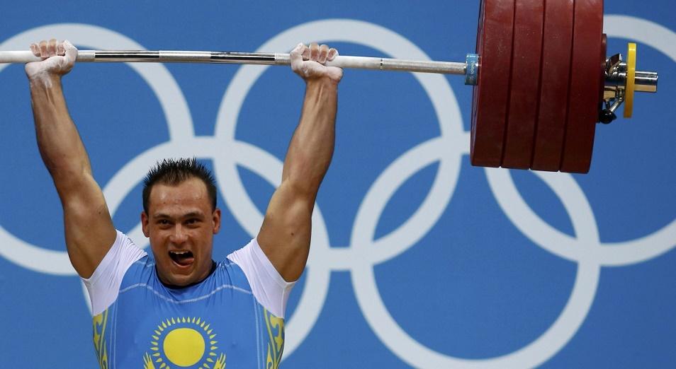 Ильин отметил возвращение на помост национальным золотом