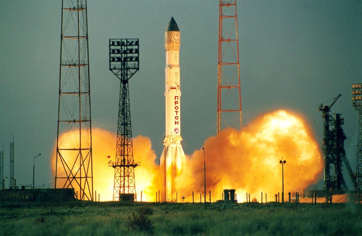 Космические туристы смогут полететь к Луне с Байконура, космос, Турист, Луна, Байконур
