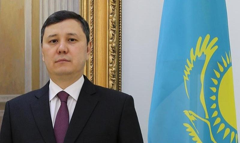 Назначен новый консул Казахстана в Москве , назначение, Консул Казахстана в Москве
