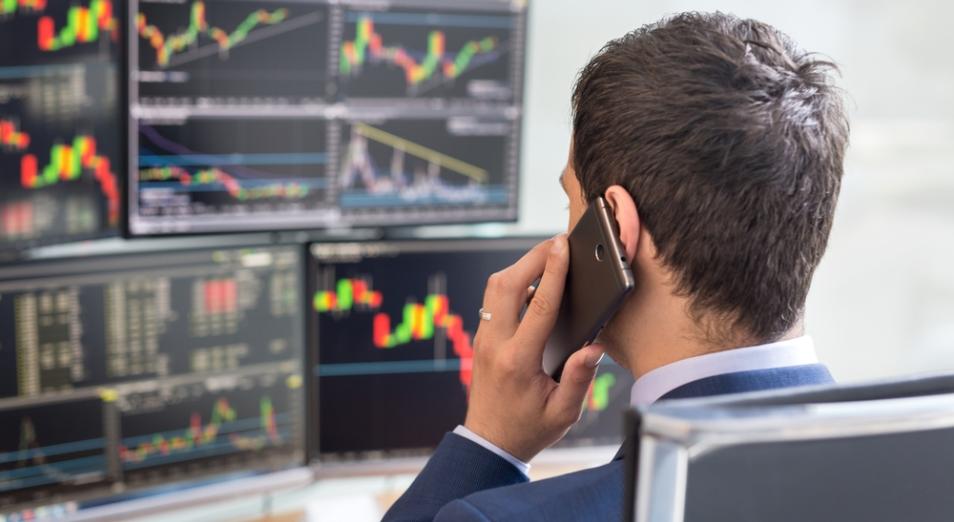 Индекс KASE ушел в боковик, KASE, Казахстанская фондовая биржа, индекс KASE, инвестиции, KAZ Minerals