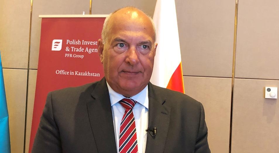 Польша «прорубила окно» в Азию из Казахстана
