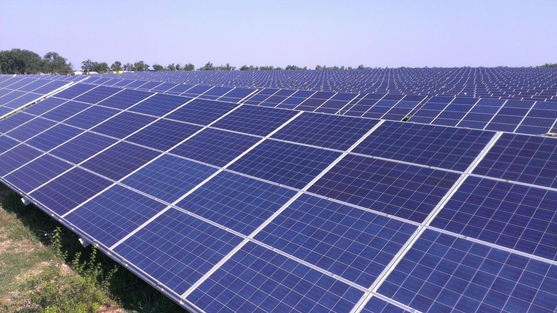 """Когда планируют запустить солнечную электростанцию в Карагандинской области , Солнечная электростанция, Карагандинская область, ТОО """"SES Saran"""""""
