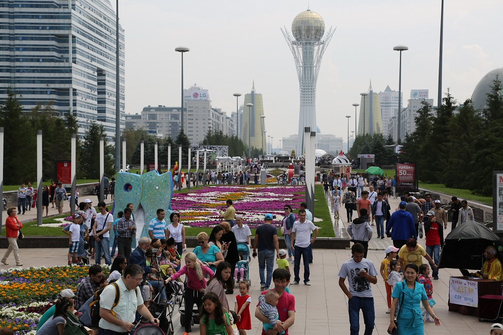 Когда население Астаны достигнет 2 млн человек – аким , Население , Астана, аким